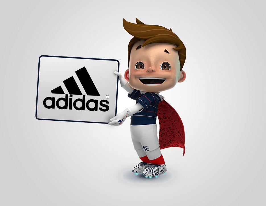 Super Victor - analyse communication mascotte - blog de l'agence FBSD