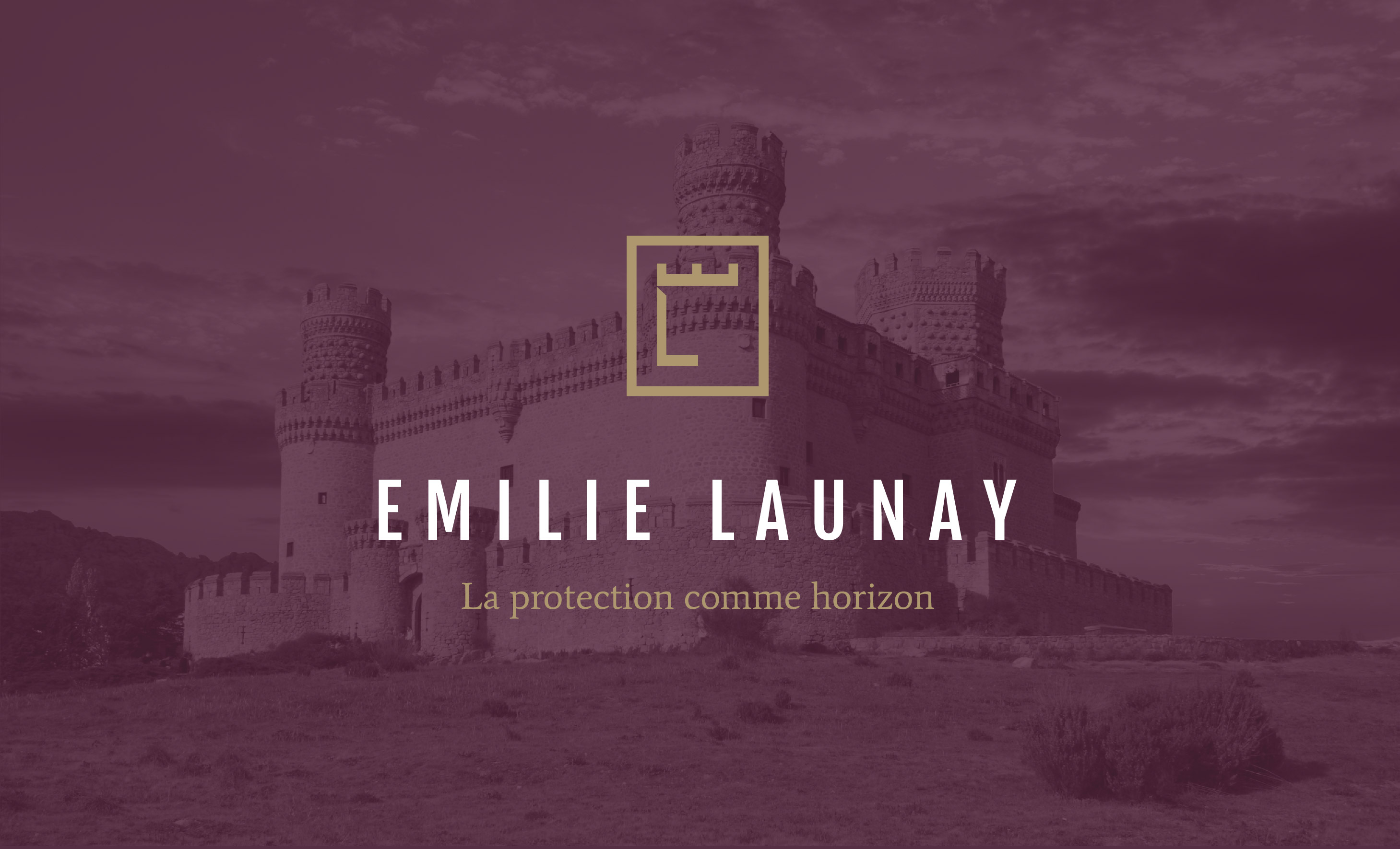 Emilie Launay - Branding, Identité, Logotype - Agence FBSD