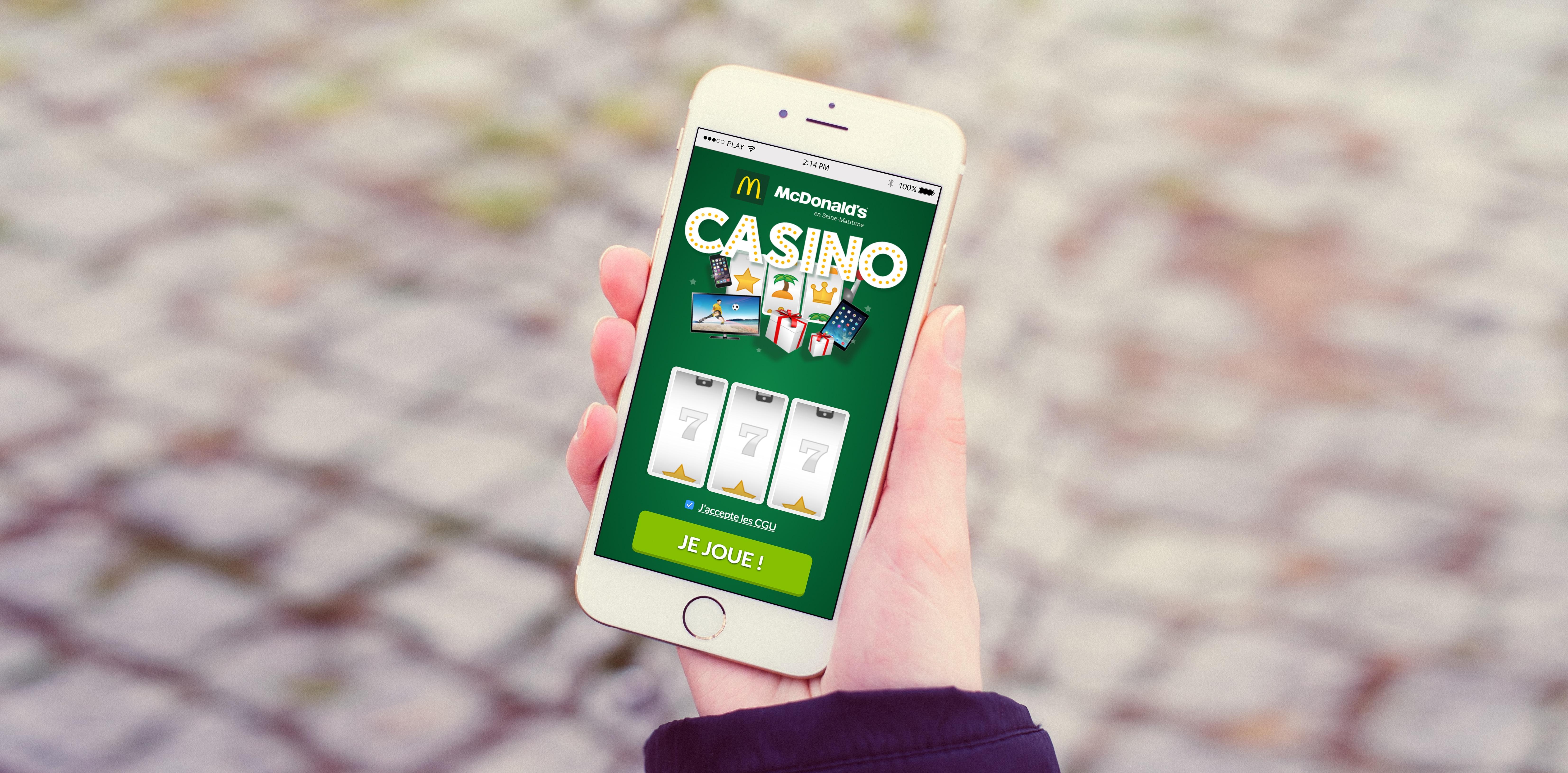acquisition fidélisation communauté - casino mcdonalds