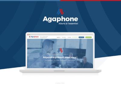 Agaphone